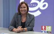 Xaro Miralles, alcaldessa de Benicarló, en el programa L'ENTREVISTA de C56