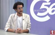 Marc Albella, regidor de Promoció de la Ciutat de Vinaròs, a L'ENTREVISTA de C56