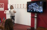 Sanz espera que amb l'adaptació virtual del Castell de Peníscola s'incremente el nombre de visites