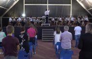 Sant Jordi; concert de l'Associació Musical 01-08-2020