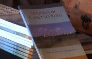 """Canet Lo Roig; Presentació del llibre  """"Història de Canet Lo Roig"""" de Rafael Alegre 09-08-2020"""