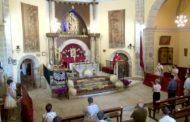 Festes Patronals de Xert; Missa en honor a Sant Roc a l'Església Vella 16-08-2020