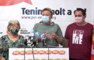 Vinaròs; Roda de premsa del PVI 31-08-2020
