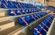Alcalà-Alcossebre adapta les instal·lacions esportives per a complir amb el protocolCOVID-19 per a entrenaments i partits