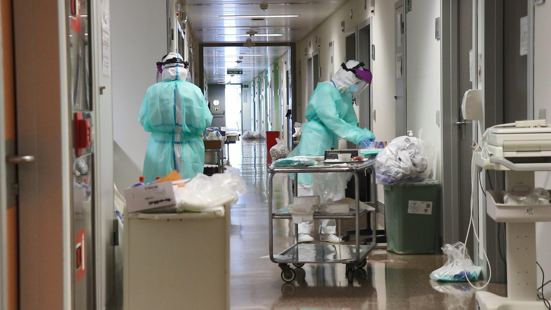 La CV registra 892 nous casos de coronavirus, 706 altes i 5 defuncions en l'última jornada
