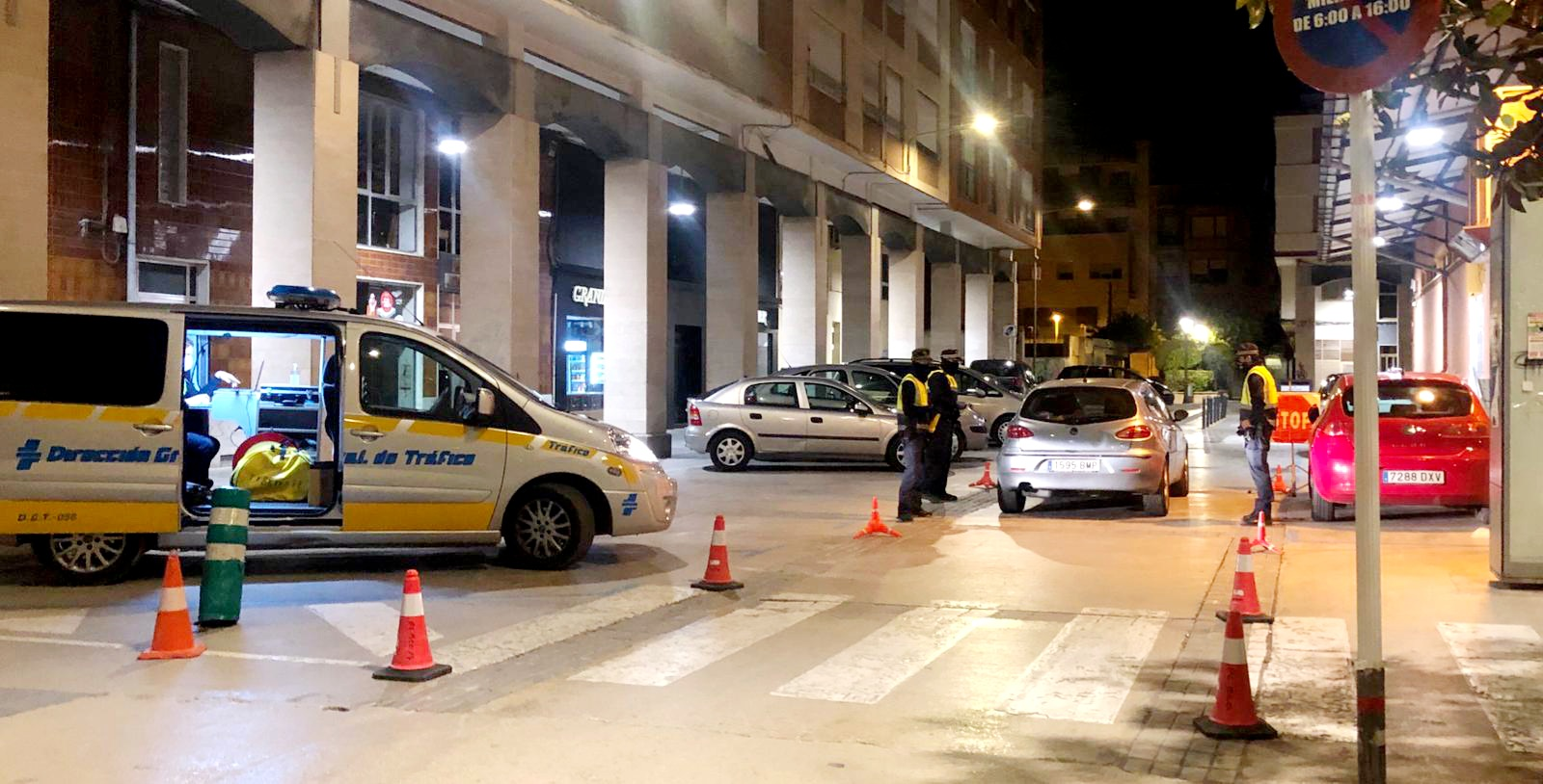 La Policia Local de Benicarló identifica a 20 persones i instrueix 6 denúncies per tinença de drogues