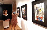 Picasso,Warhol, Tàpies i Barceló, protagonistes