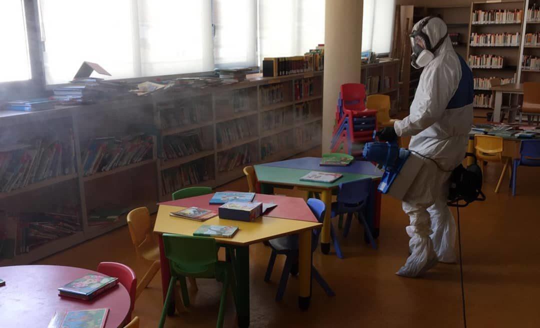 Peníscola aprovarà demà al Ple 156.000€ per a reforçar la seguretat, neteja, desinfeccions i material sanitari