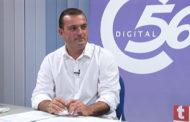 Andrés Martínez, alcalde de Peníscola i diputat provincial del PP, a L'ENTREVISTA de C56