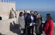 L'impuls en la conservació del Castell de Peníscola eleva a 1,5 milions les visites en els últims cinc anys