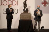 El veí de Benassal Josep Maria Monferrer rep la Creu de Sant Jordi
