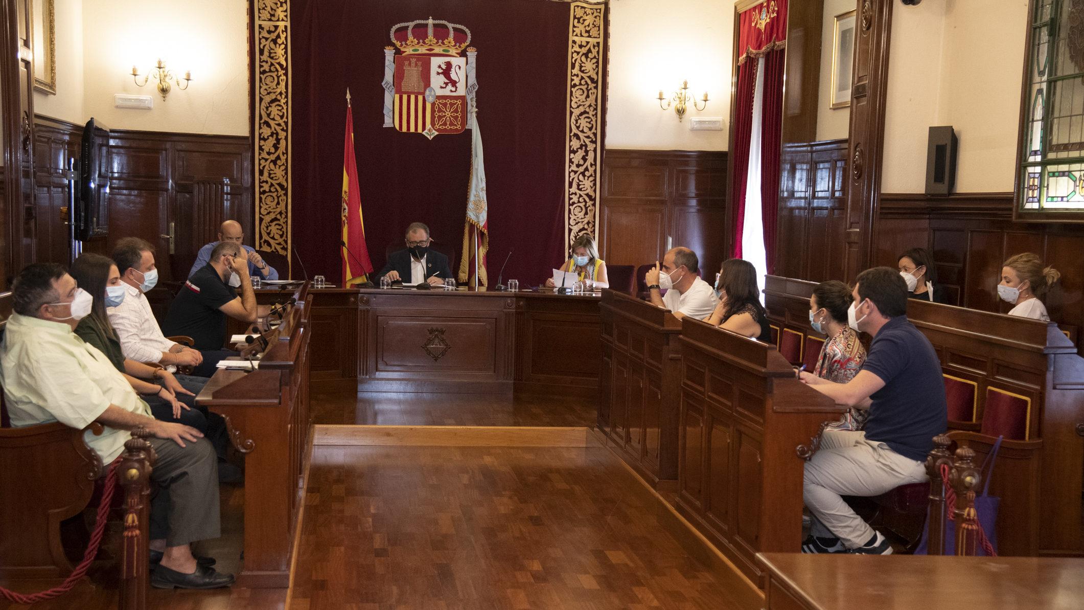 La Diputació inverteix 369.000 euros en l'eficiència de l'enllumenat públic dels pobles