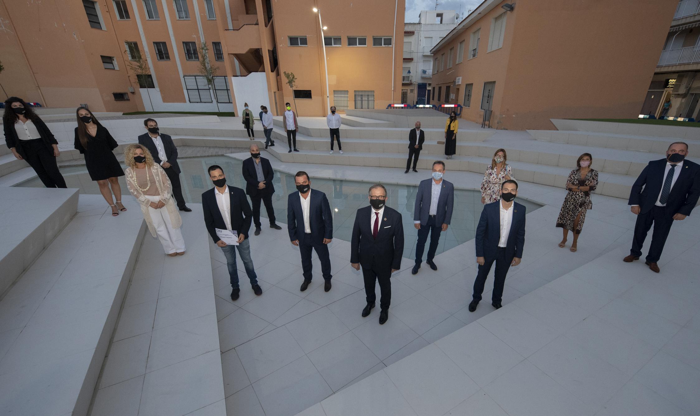 Vinaròs i Sot de Ferrer rebran una inversió de 400.000 euros de la Diputació per a renovar espais urbans amb ceràmica