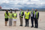 """Martí fa una valoració """"molt positiva"""" del nou equip directiu de l'aeroport i destaca la gran labor realitzada per Bernat"""