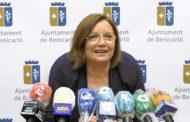 Benicarló; roda de premsa de l'Ajuntament 17-09-2020