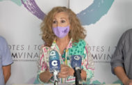 Vinaròs; roda de premsa de Totes i Tots SOM Vinaròs 24-09-2020