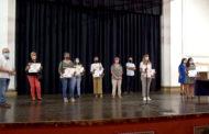 Vinaròs; Exposició de fotografies del concurs de l'Associació d'Alumnes CMFPA a l'Auditori de Vinaròs 22-09-2020