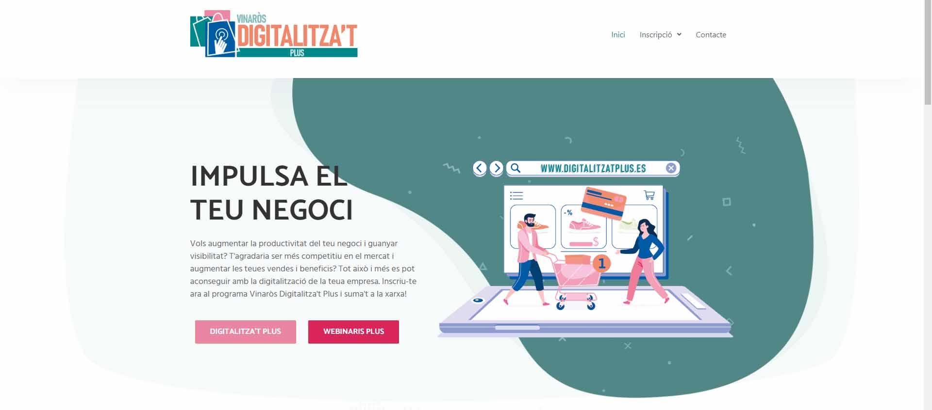 Vinaròs impulsa la transformació digital dels negocis locals amb l'inici del programa Digitalitza't Plus