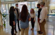 Amposta s'interessa pel model de gestió del Mercat Municipal de Vinaròs