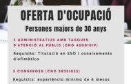 Benicarló contractarà vuit persones majors de 30 anys a través del programa EMCORP