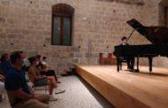 El mestratge de Pablo Amorós clausura el Cicle de Concerts de Música Clàssica de Peníscola