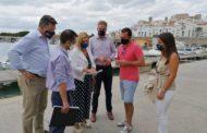El PP reclamarà en el Senat al Govern d'Espanya que actue davant els despreniments en el tómbol de Peníscola
