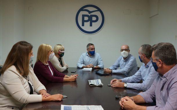 El PP de Castelló urgeix recuperar les rodalies davant els