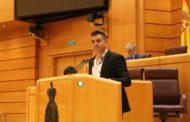 Mulet promou el 56% de les iniciatives dels senadors valencians al Senat en els primers 300 dies de legislatura