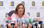 Benicarló; roda de premsa de l'Ajuntament 07-09-2020