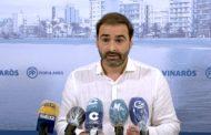 Vinaròs; roda de premsa del Partit Popular 08-09-2020