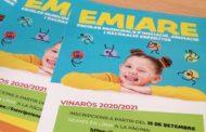 Vinaròs; roda de premsa de la Regidoria d'Esports 09-09-2020