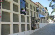 Sant Jordi condiciona el cementeri i reforça les mesures de seguretat amb motiu de Tots Sants