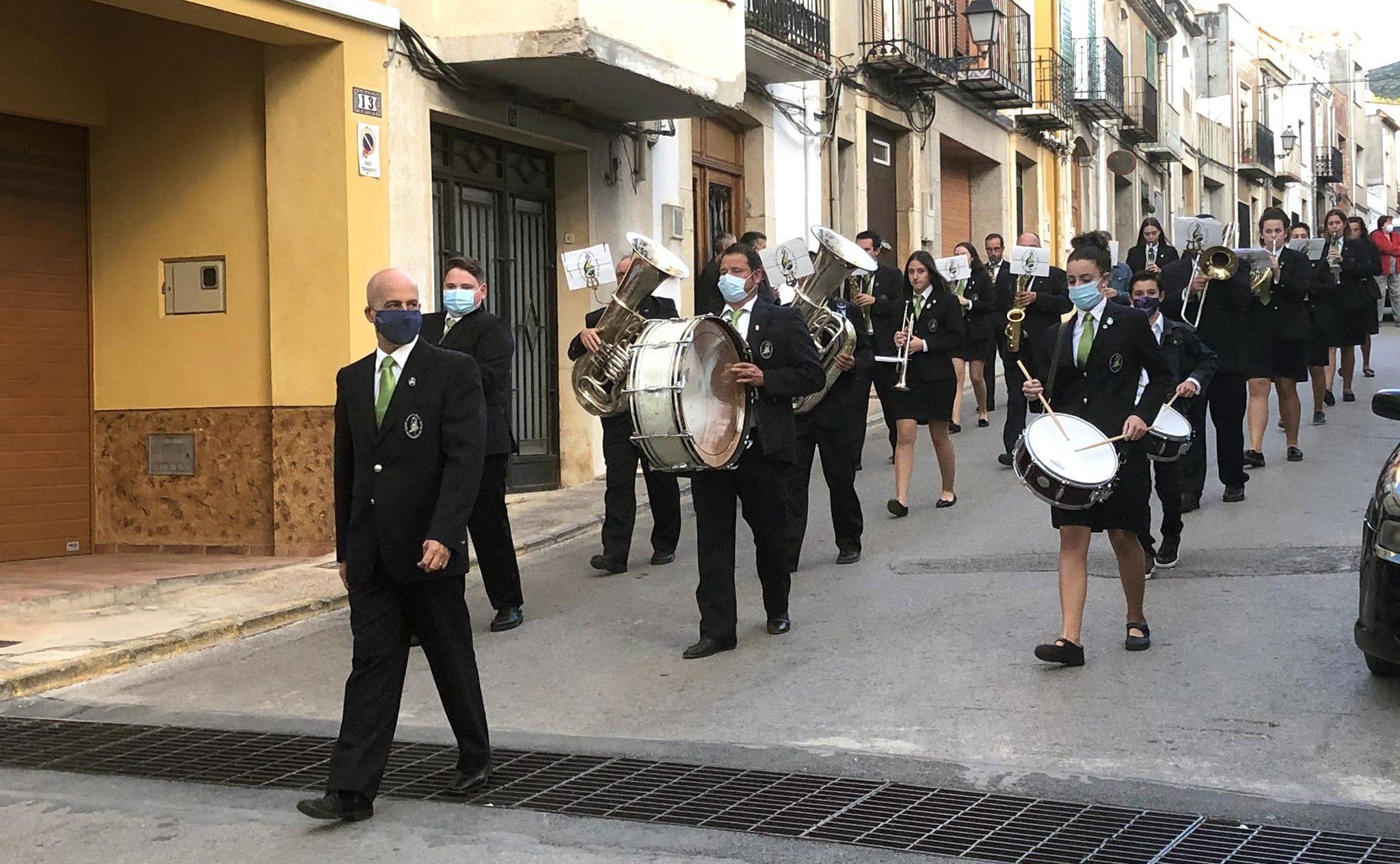 L'Agrupació Musical de Santa Magdalena participa en la XVII Campanya de Concerts de Cultura