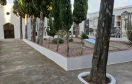 Sant Rafael del Riu condiciona el cementeri i reforça les mesures de seguretat de cara a Tots els Sants