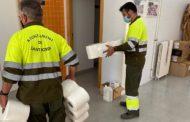 Sant Jordi proveeix de material sanitari al CEIP Lluís Tena per a millorar la seguretat dels alumnes