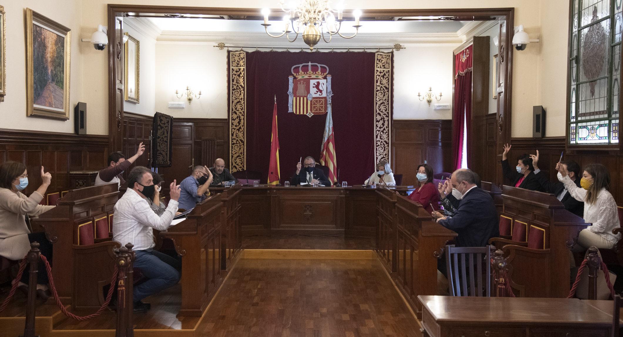 La Diputació distribueix els 2,9 milions d'euros del Pla Reactiva per a cobrir les despeses de l'emergència sanitària