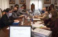 La Diputació teixeix aliances amb la Confederació Hidrogràfica per a impulsar el Pla Director de l'Aigua