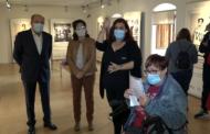 Benicarló; Inauguració de l'exposició «Yo mujer, tú cómplice...» al Museu de la Ciutat 20-10-2020