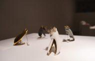 L'Escola d'Art de la Diputació a Tortosa reobre l'exposició de joieria artística 'Thegardenofdelights'