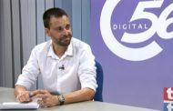 Guillem Alsina, alcalde de Vinaròs, a L'ENTREVISTA de C56