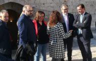 Martínez sol·licita a la Diputació que recupere la museografia del Castell després