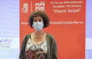 Pérez (PSPV-PSOE) afirma que el repartiment de test d'antígens reforçarà l'estudi de brots per COVID-19