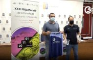Benicarló; Presentació de la Mitja Marató  de la Carxofa Benicarló-Peníscola 22-10-2020
