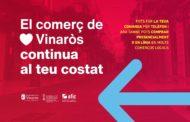 Vinaròs rep més de16.000eurosper al foment i dinamització del comerç