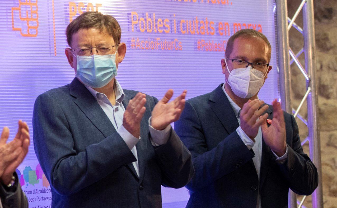 Blanch (PSPV-PSOE) apel·la a la