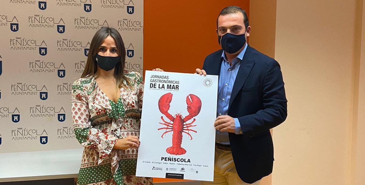 Peníscola presenta les Jornades Gastronòmiques de la Mar