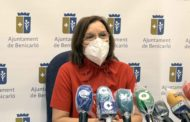 Benicarló; Roda de premsa de l'alcaldessa de Benicarló. Noves mesures davant la incidència de la Covid-19