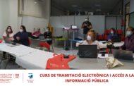 L'Ajuntament de Càlig realitza un curs sobre tramitació electrònica