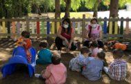 La Ludoteca Municipal de Santa Magdalena inicia el curs escolar