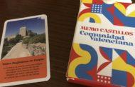 El Castell de Santa Magdalena es promociona a través del joc de Memo de fortaleses de la Comunitat Valenciana
